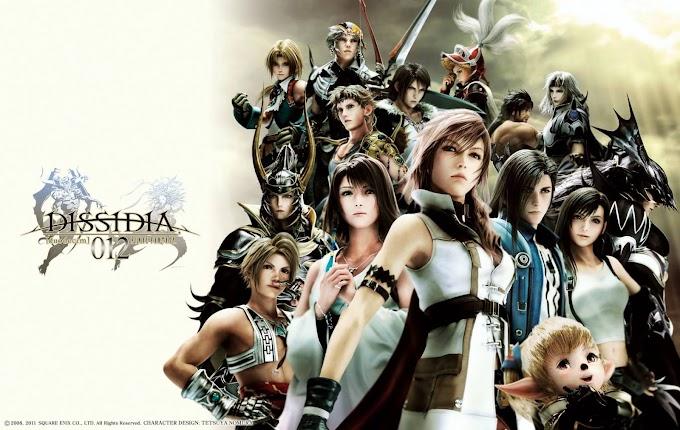 Dissidia 012: Duodecim Final Fantasy (U) PSP ISO