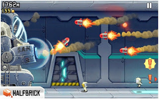 Jetpack Joyride Apk Mod [Unlimited Money] v1.9.14c