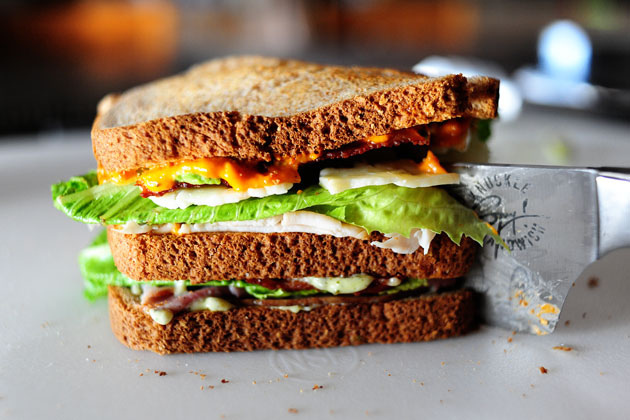 5 Easy steps to make club Sandwich- DIY Recipes