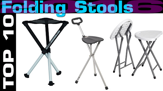 Top 10 Review Products-Top 10 Folding Stools 2016