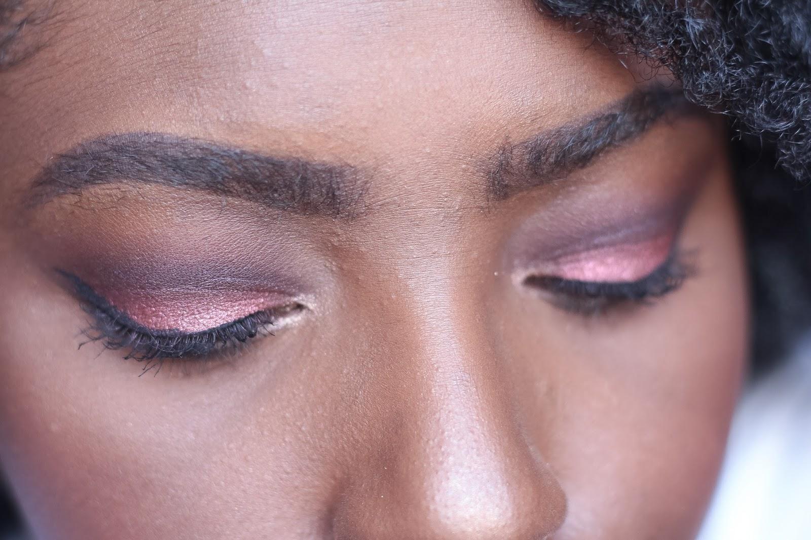 MAC Burgundy x 9 Eyeshadow Palette