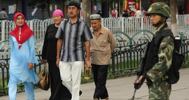 1 Juta Orang China Pindah ke Rumah Muslim Uighur untuk Jadi Mata-Mata