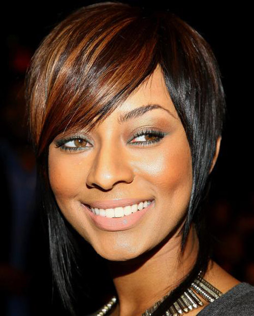 Keri Hilson Short Hairstyles | Fresh Look Celebrity Hairstyles