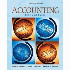accounting text and cases 13th edition pdf download