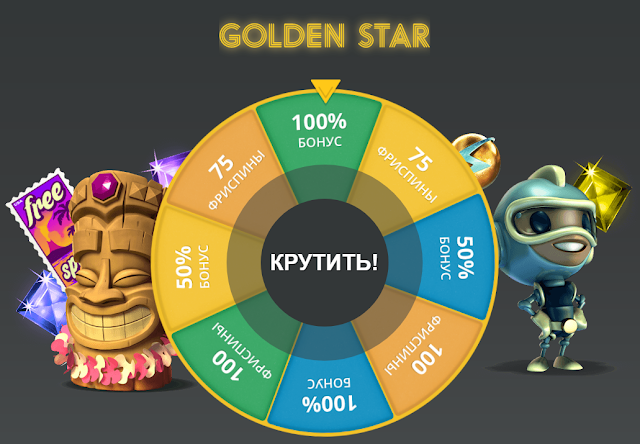 фото Зеркало golden star казино