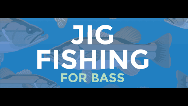 Jig Fishing For Bass
