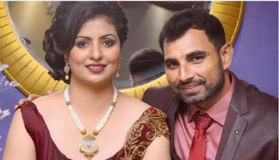 Mohammed Shami Wife photos