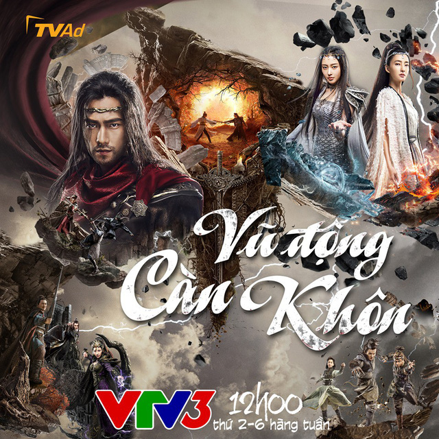 Vũ Động Càn Khôn - VTV3 (2019)