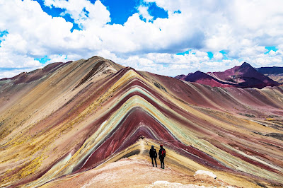 Ausangate, cerro 7 colores, rainbow mountain, ausangate trek, tour Ausangate