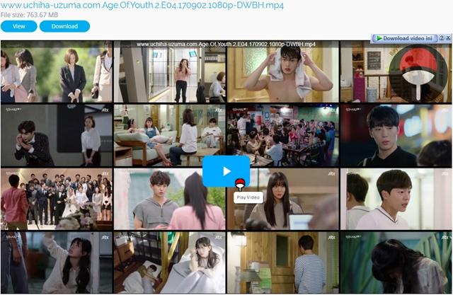 Screenshots Drama Korea Age of Youth 2 aka Cheongchunsidae 2 aka Hello, My Twenties! aka 청춘시대2 (2017) Episode 04 1080p 720p 480p 360p Subtitle English Indonesia MP4 Uptobox Openload ClicknUpload
