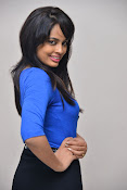 Nandita swtha sizzling in blue top-thumbnail-12