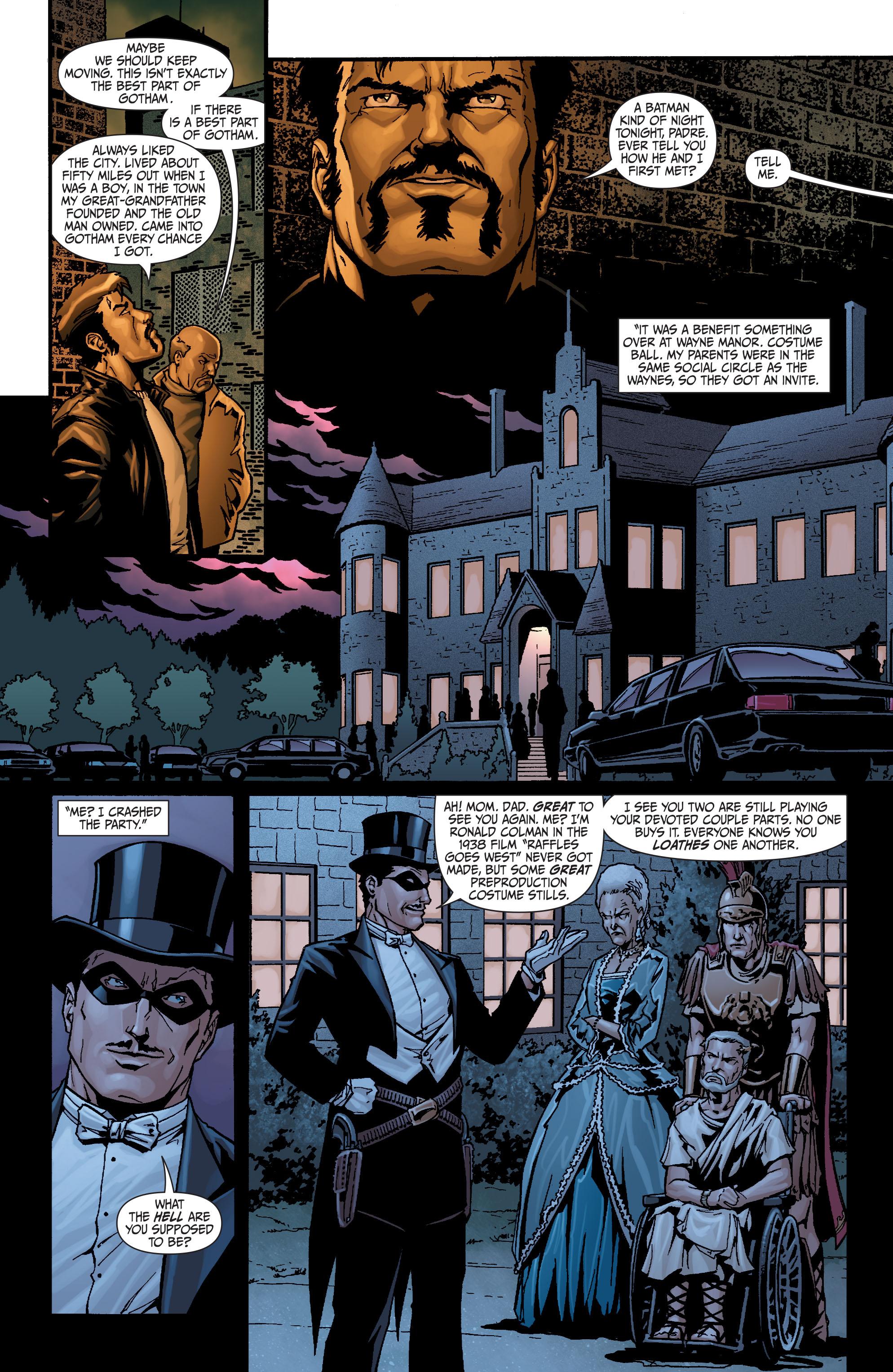 Read online Secret Six (2008) comic -  Issue #15 - 11