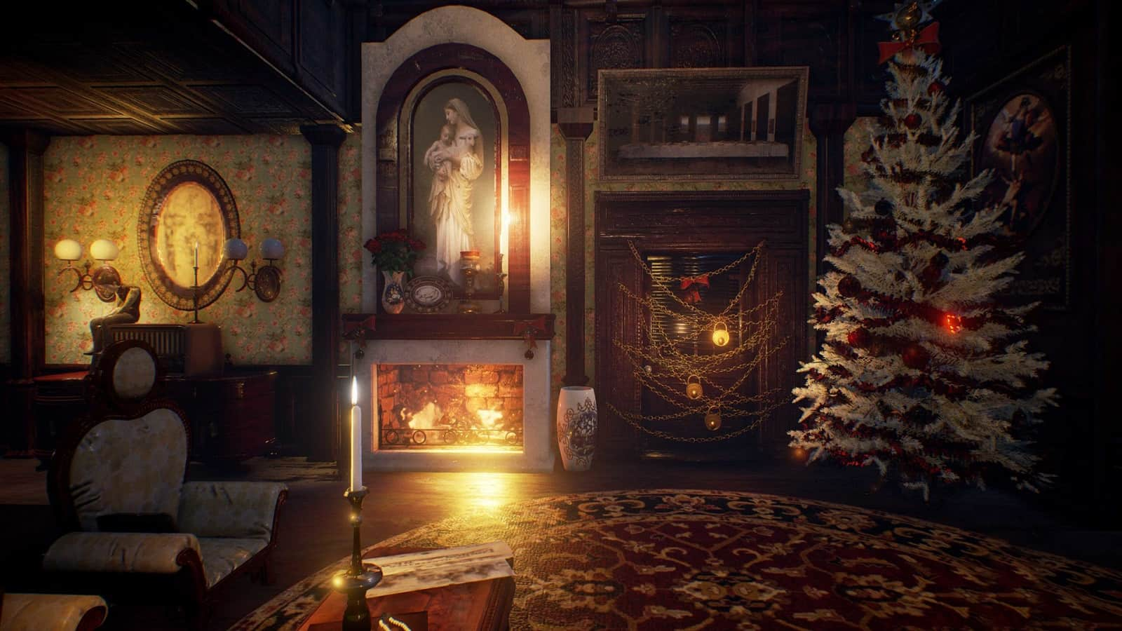Gray Dawn, Interactive Stone, Horror, Indie Game, Review, Ужасы, Хоррор, Инди-игра, Рецензия, Обзор, Отзыв, Мнение