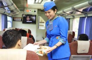 Gaji Pramugari Kereta API Indonesia