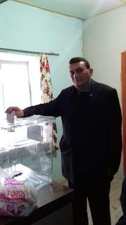 Bozkır Ziraat Odası Delege Seçimi gerçekleştirildi.
