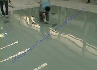 epoxy lantai bengkel