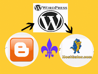 Blogger ko Wordpress Par Set-up kaise kare puri Jankari