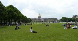 París. Palacio Nacional de los Inválidos.