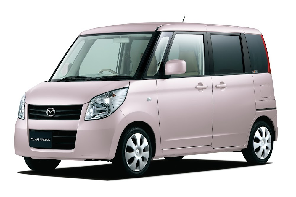 Mazda launched new Flairwagon in Japan