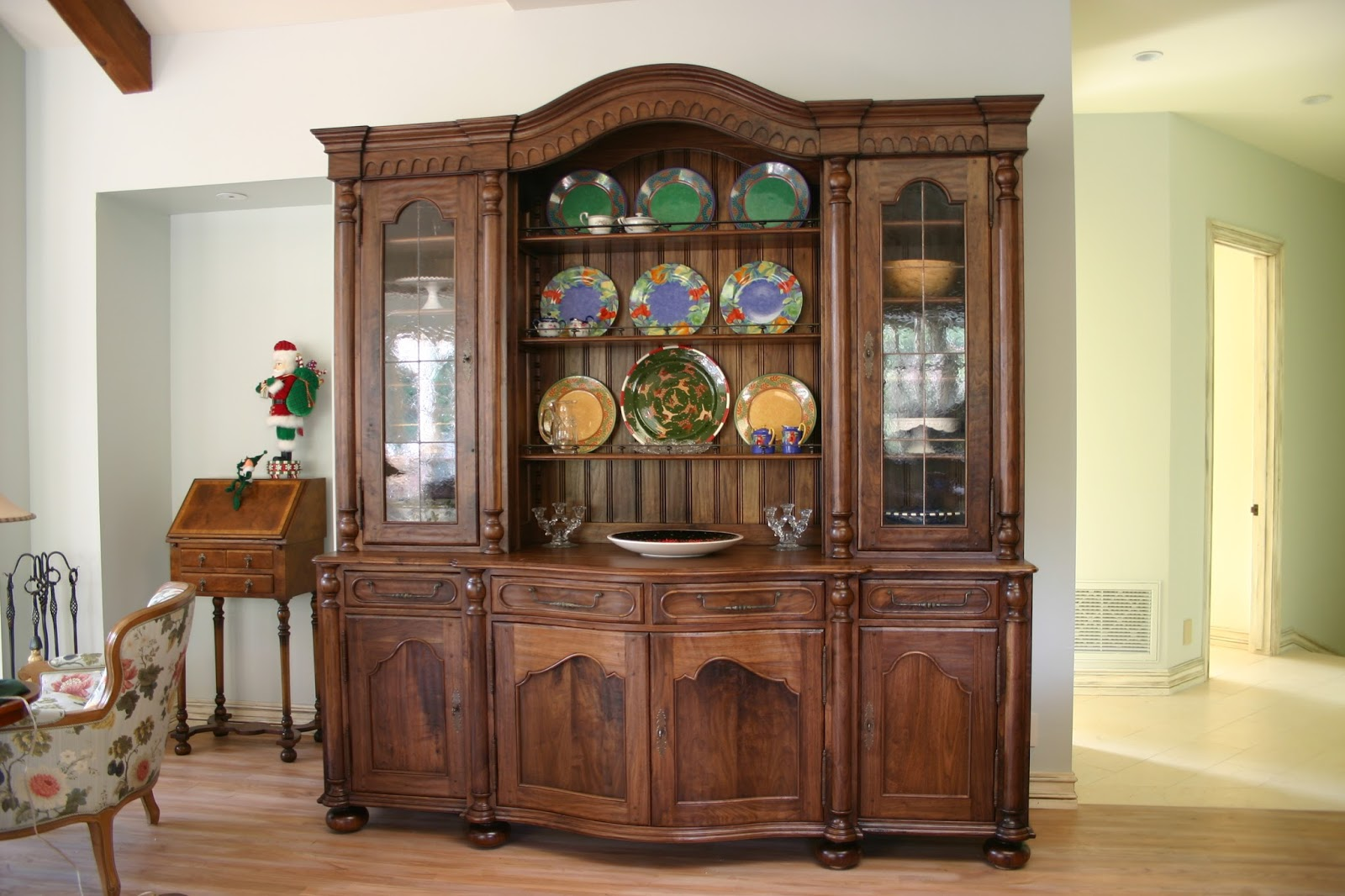 China Cabinet Designs - Bahay OFW
