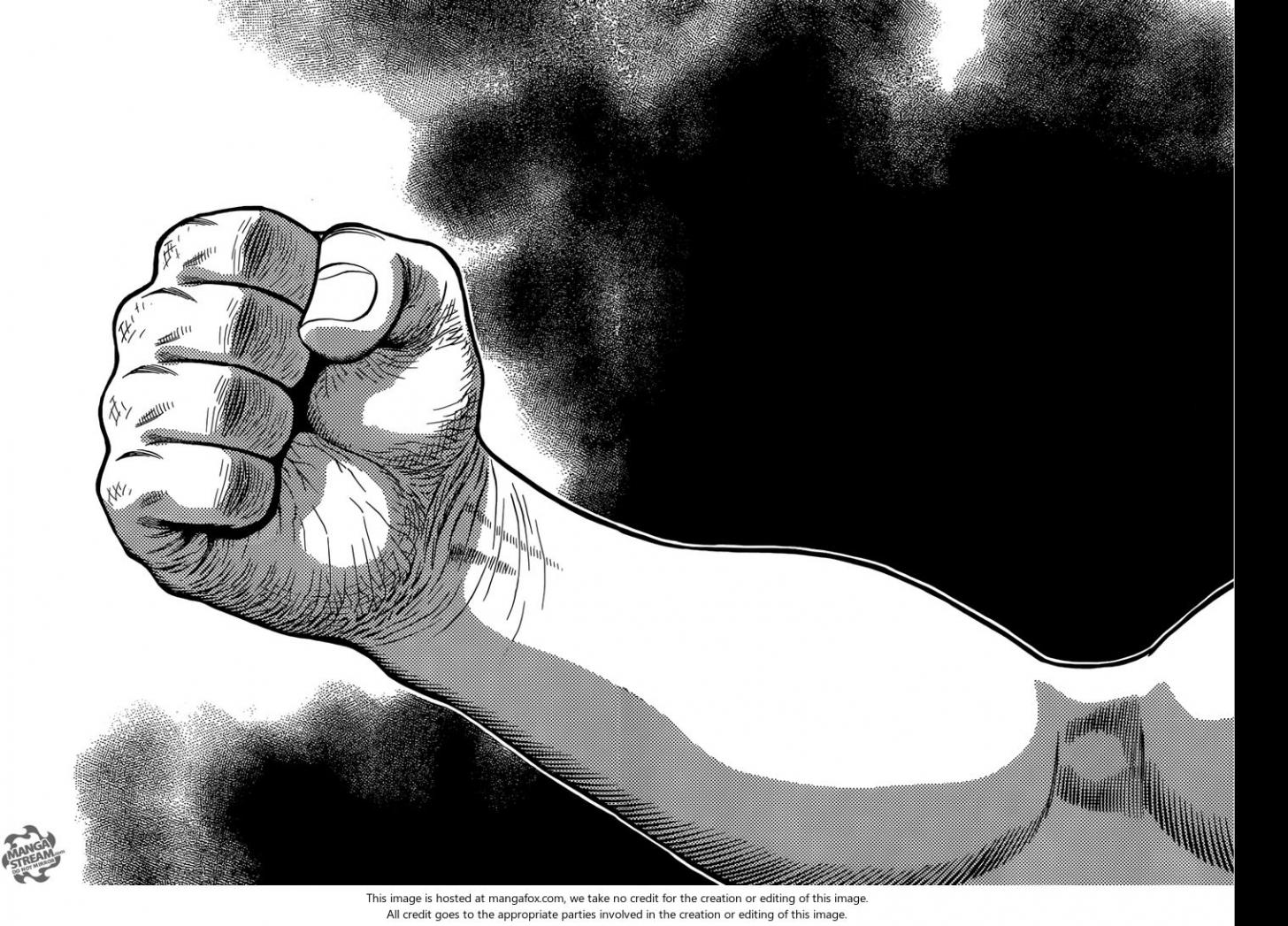 Hajime no Ippo - Chapter 1130