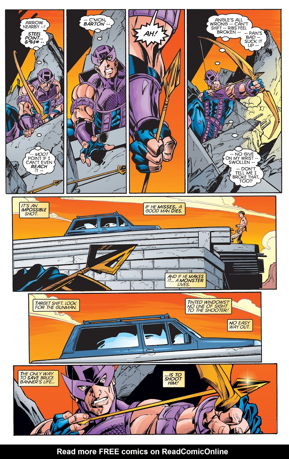 Read online Hawkeye & The Thunderbolts comic -  Issue # TPB 1 (Part 3) - 93