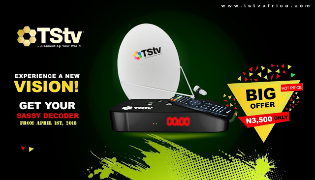 TSTV Decoder goes on Sale on April 1!