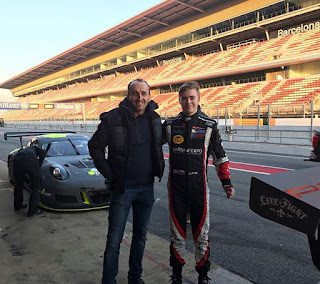 Robert Kubica, Antoni Ptak Racing