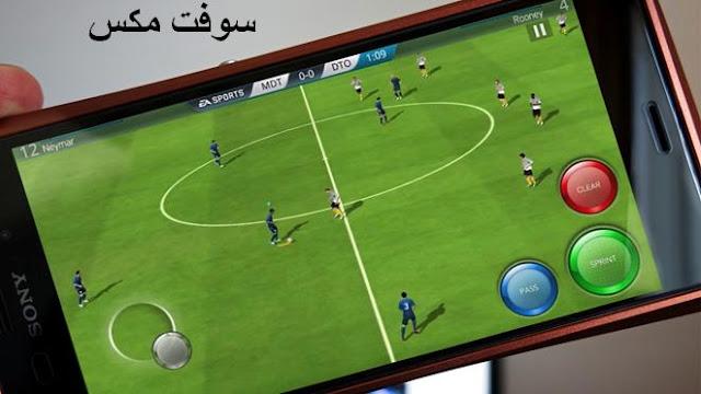 تحميل العاب كرة قدم للموبايل الاندرويد برابط مباشر مجانا Download football games