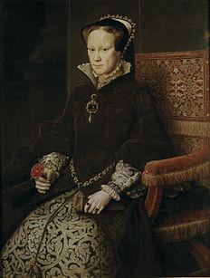 Mary I wanita pembantai orang protestan