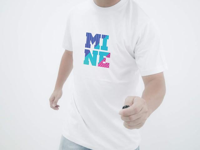 STX04-P5FC-CTS Text T Shirt Design, Custom T Shirt Printing