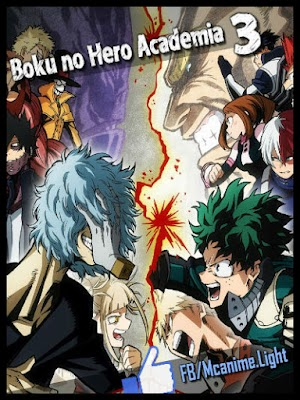 Boku no Hero Academia 3rd Season [21/??][MEGA] HDTV   720P [140MB][Sub Español]