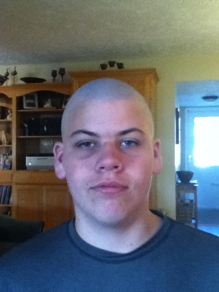 Shaved Head Ethan Embry: Anona-mom: Towards The Light