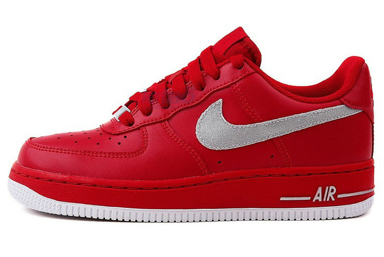 sale retailer 0c4b9 27346 ... Air Force Ones Valentine s Day edition may help you seal the deal. Be  prepared for a bombardment of ruby red kicks coming your way in the next  month as ...