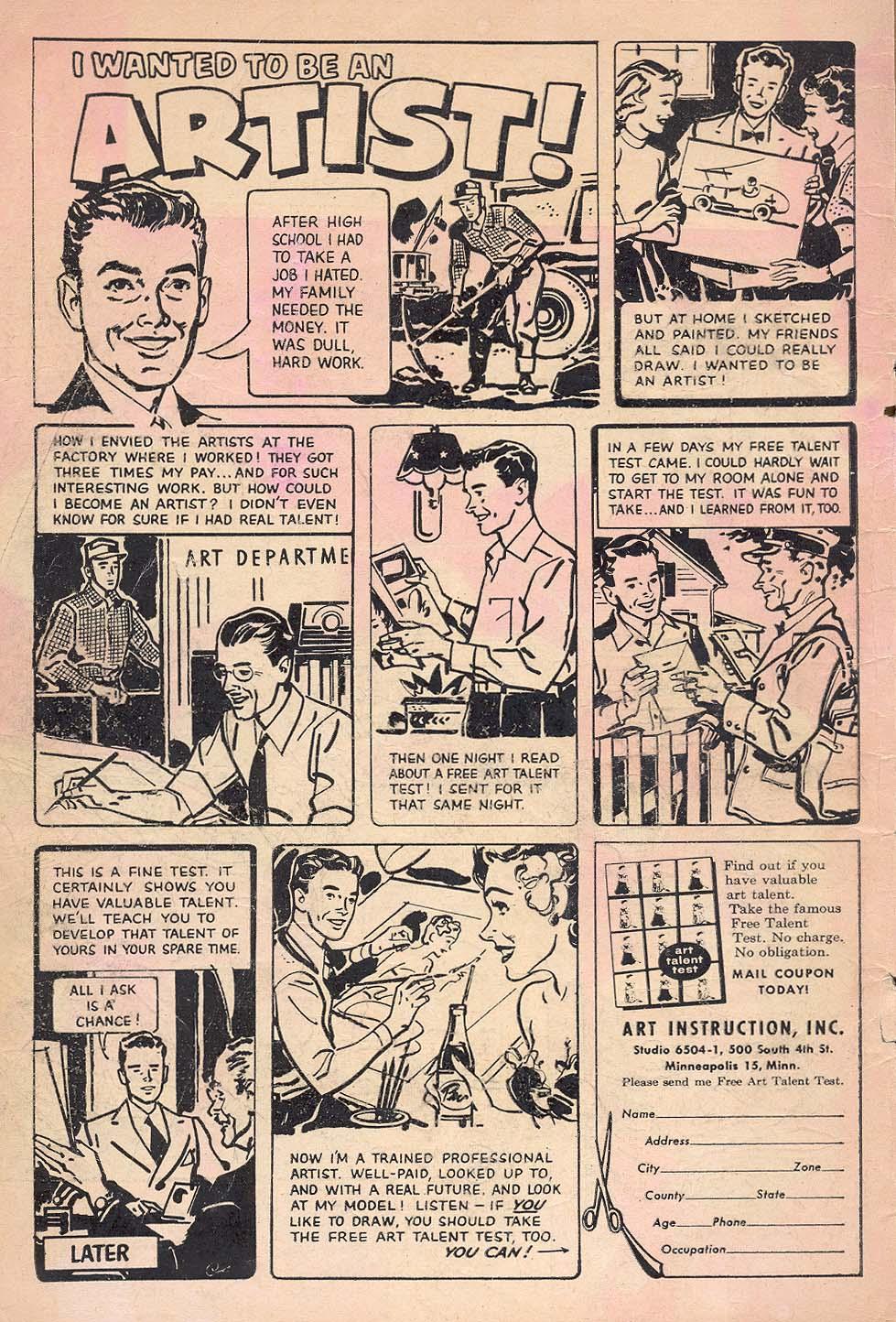 Read online Detective Comics (1937) comic -  Issue #210 - 2