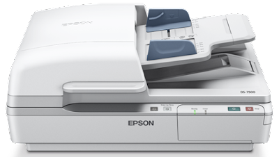 Image Epson WorkForce DS-7500 Printer Driver