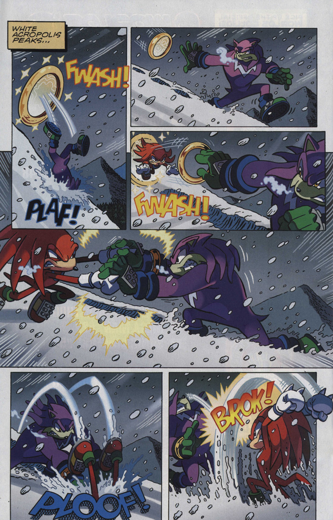 Read online Sonic The Hedgehog comic -  Issue #246 - 20