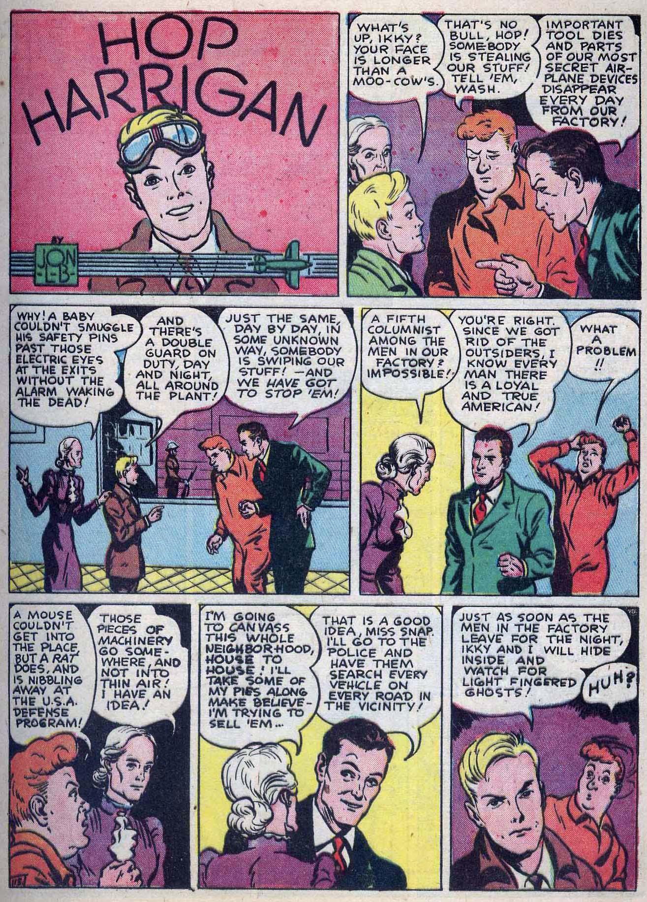 Read online All-American Comics (1939) comic -  Issue #24 - 21