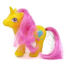 My Little Pony Baby Explorer UK & Europe  Starlight Baby Ponies G1 Pony