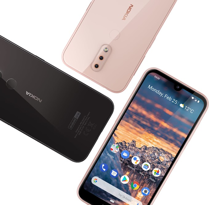 Nokia 4.2 launched in India | Comes with Face Unlock and a dedicated Google Assistan button