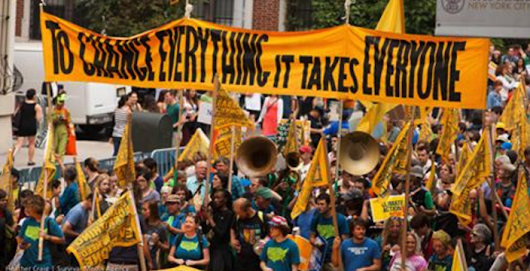 We are Participating in the People's Climate March - So Should You!