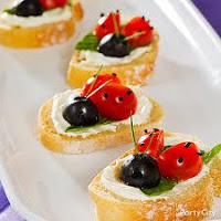 Appetizers for Canape pronunciation