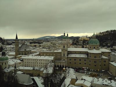 catedral de salzburgo nevada