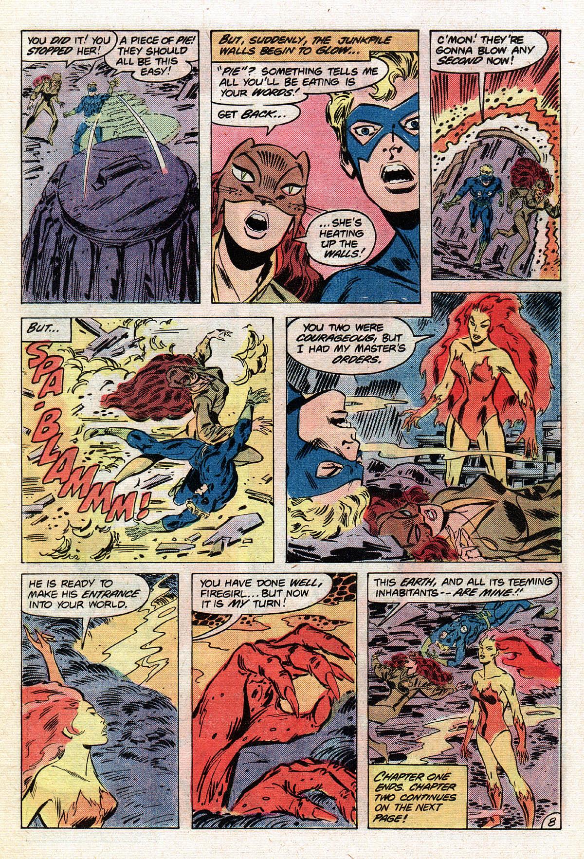 Read online Adventure Comics (1938) comic -  Issue #486 - 9