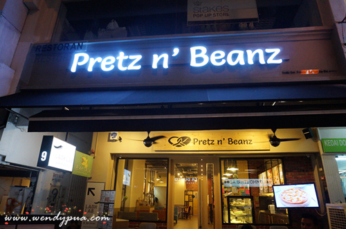 Pretz n' Beanz Bangsar
