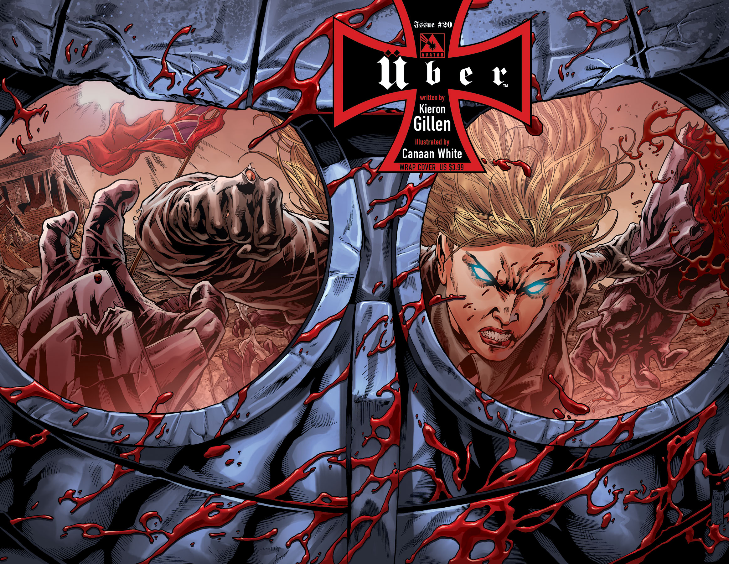 Read online Uber comic -  Issue #20 - 5