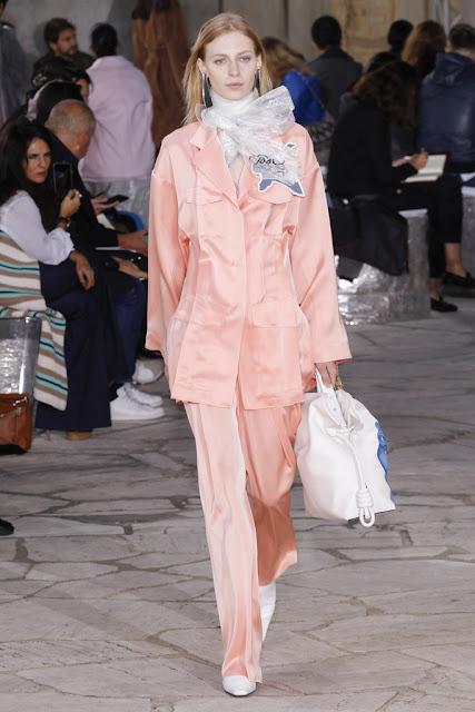 Pijama de calle Loewe SS 2016