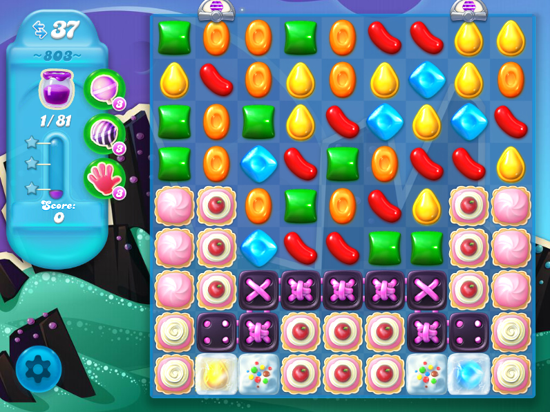 Candy Crush Soda 803