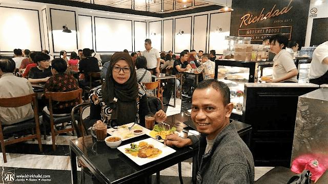 RichDad, 36-Hours Food Trail, Sky Avenue, Khir Khalid,