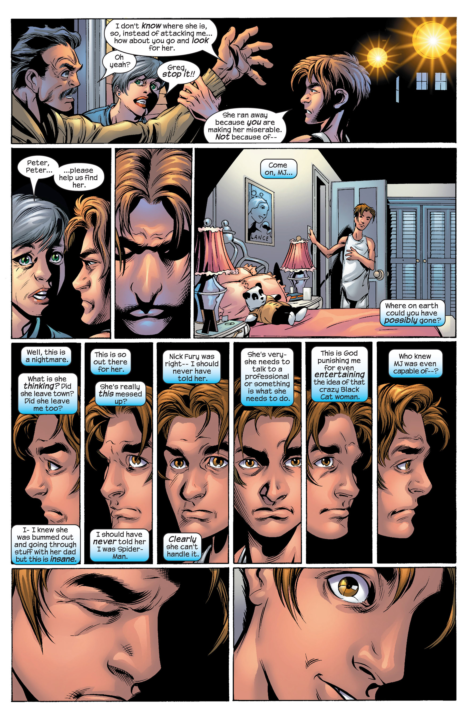 Read online Ultimate Spider-Man (2000) comic -  Issue #53 - 6